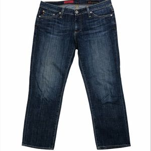AG The Capri Cropped Jeans